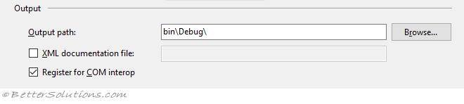 C# Excel Interop - VBA Calling C#