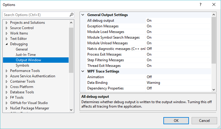 C# Visual Studio Editor - Debugging
